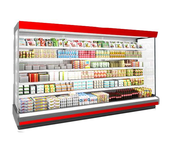 תוספת מקרר חלביה פתוח MELIS | חברת מילוא קירור - מקרר חלביה למכירה במחיר ZH-95